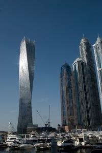 Dubai Cayan Tower 2